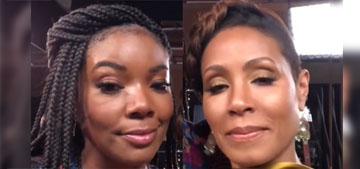 Jada Pinkett Smith and Gabrielle Union don't know why they didn't talk for 17 years