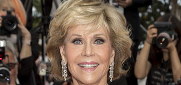 Jane Fonda canvasses Trump supporters, lets them talk & rarely gets recognized