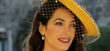 People: Amal Clooney 'helped' Meghan Markle settle into London life