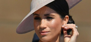 People: Duchess Meghan 'is not going to want to be a quiet princess'