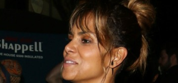 L&S: Halle Berry & Keanu Reeves have been quietly dating for a few months?