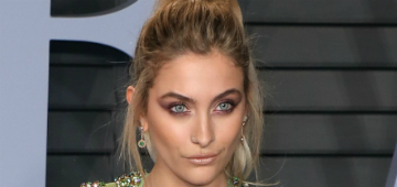 Paris Jackson walked out of Dior show: 'I do not support animals being whipped'