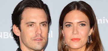 Mandy Moore: parts of the This is Us finale have already been shot