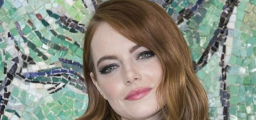 Emma Stone & Justin Theroux are sharing a Hotel du Cap Eden Roc bungalow