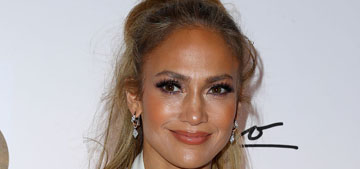 Jennifer Lopez: 'At some point, I'm going to age but I'm holding it together'