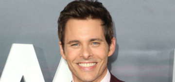 A live action Sonic the Hedgehog movie is coming and James Marsden will star