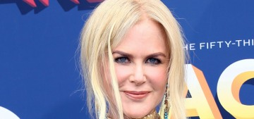 Nicole Kidman: 'The loss of a miscarriage is not talked about enough'