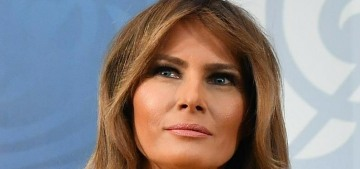 Melania Trump isn't going to Camp David with her husband this weekend, lol