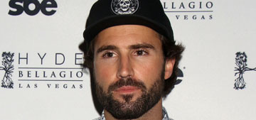 Brody Jenner got married and the Kardashian-Jenners didn't bother coming