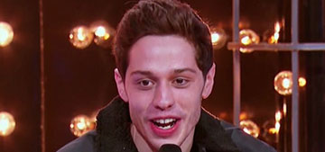 Pete Davidson got two tattoos for new girlfriend Ariana Grande