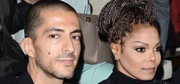 Janet Jackson called the cops on her estranged husband Wissam Al Mana