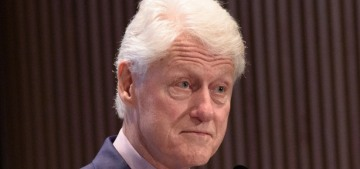 Bill Clinton was asked about Monica Lewinsky & #MeToo, it did not go well