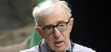 Woody Allen: 'As I say, I'm a big advocate of the Me Too movement'
