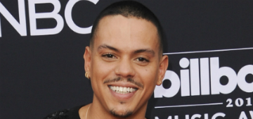 Evan Ross: Ashlee wanted privacy while giving birth but our parents watched