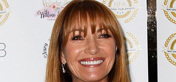 Jane Seymour: 'The best facelift on the planet is a smile'