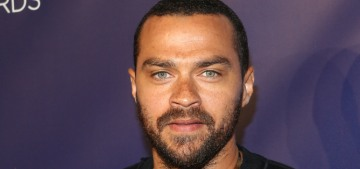 Jesse Williams wants his ex-wife to shop at IKEA & stop asking for so much money