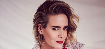 Sarah Paulson is going to quit Twitter: It's 'the meanest place on earth'