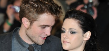 Robert Pattinson & Kristen Stewart spoke to each other & there's Twihard proof