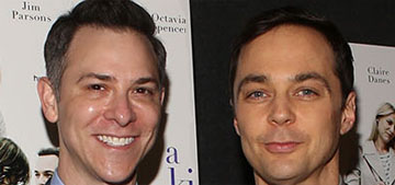 Jim Parsons: 'It's a weird thing, being a gay couple' for years before we could marry
