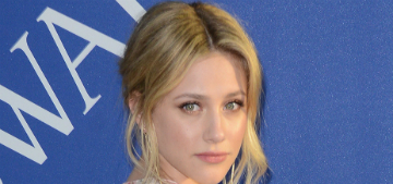 Lili Reinhart on responding to trolls: They say don't pay attention, that's not my style
