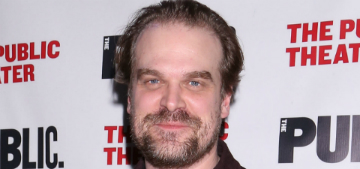 David Harbour reveals he's bipolar and spent time in an asylum