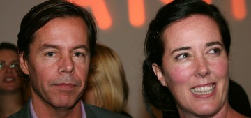 Andy Spade on his wife's death: 'It was a complete shock. And it clearly wasn't her'