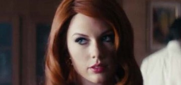 Controversial opinion: Taylor Swift looks amazing with red hair