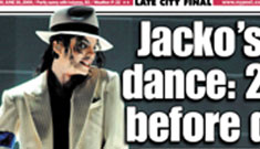 Michael Jackson's dad cut out of his will; Photos of his last rehearsals surface
