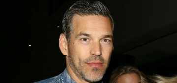 Eddie Cibrian's costar Rachel Bilson told him to stop flirting with female coworkers?
