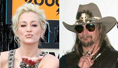 Kellie Pickler has been dating Kid Rock for over a year