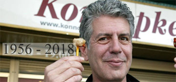 Anthony Bourdain has died by suicide at age 61 in France