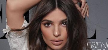Emily Ratajkowski: 'I think Kim Kardashian is actually an incredible feminist'