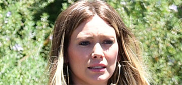 Hilary Duff is pregnant: 'Matthew Koma and I made a little princess'