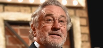 Robert DeNiro got bleeped at the Tony Awards for saying 'F–k Trump' on stage