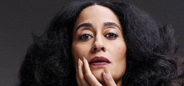 Tracee Ellis Ross: asking women about their wombs is part of patriarchy