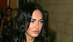 Megan Fox: I would never take Lara Croft from Angelina Jolie