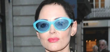 Rose McGowan was indicted on those shady 'possession' charges this week