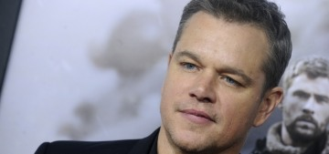 Why was Matt Damon's cameo mysteriously cut from 'Ocean's Eight'?