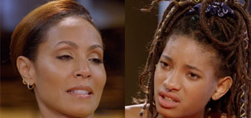 Jada Pinkett Smith: My intuition told me when Jaden and Trey both lost their virginity