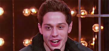 Pete Davidson covered a tattoo for an ex, bought Ariana Grande's $93k ring last month