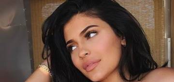 Kylie Jenner deleted all her social media photos of Stormi Webster's face