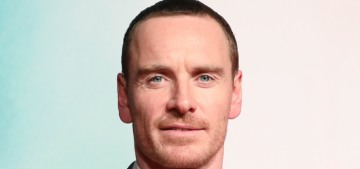 Has Michael Fassbender given up Hollywood to be a full-time racecar driver?
