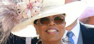 Oprah 'bribed' Doria Ragland with kumquats before the royal wedding