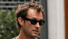 Jude Law wears a fancy vest, will return to Broadway in 'Hamlet'
