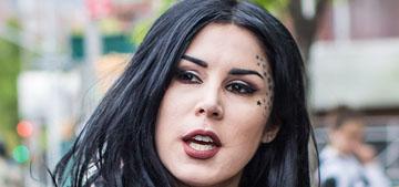 Kat Von D's makeup facing boycott following her anti vaccination screed