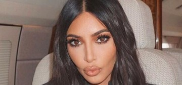 Kim Kardashian & Alice Marie Johnson are interviewed together on 'Today'