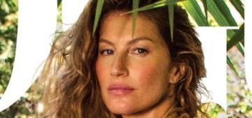 Gisele Bundchen: 'I'm not a model, modeling is a job I do… but it never defined me'