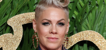 Pink asks Sea World to release marine mammals to sanctuaries
