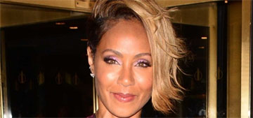Jada Pinkett Smith: 'Will and I, we are family.  That's never going down'