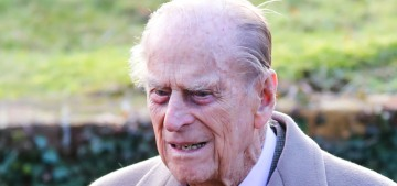Is it inappropriate to discuss Prince Philip's wandering eye at this point?